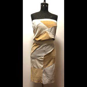 Stussy Girls Marquise Tube Dress – Cream Size M